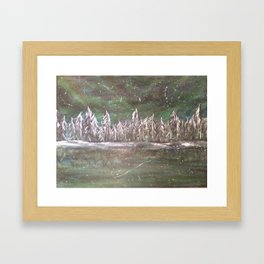 Northern Wonder Framed Art Print