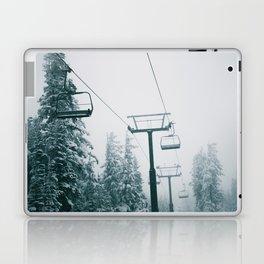 Ski Lift II Laptop & iPad Skin