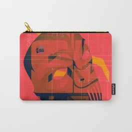 PNLP red Carry-All Pouch