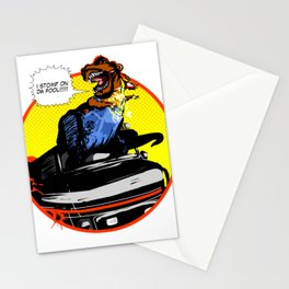 Mr. T(Rex) Stationery Cards