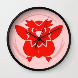 Pokerman Geddum - Team Valet Wall Clock