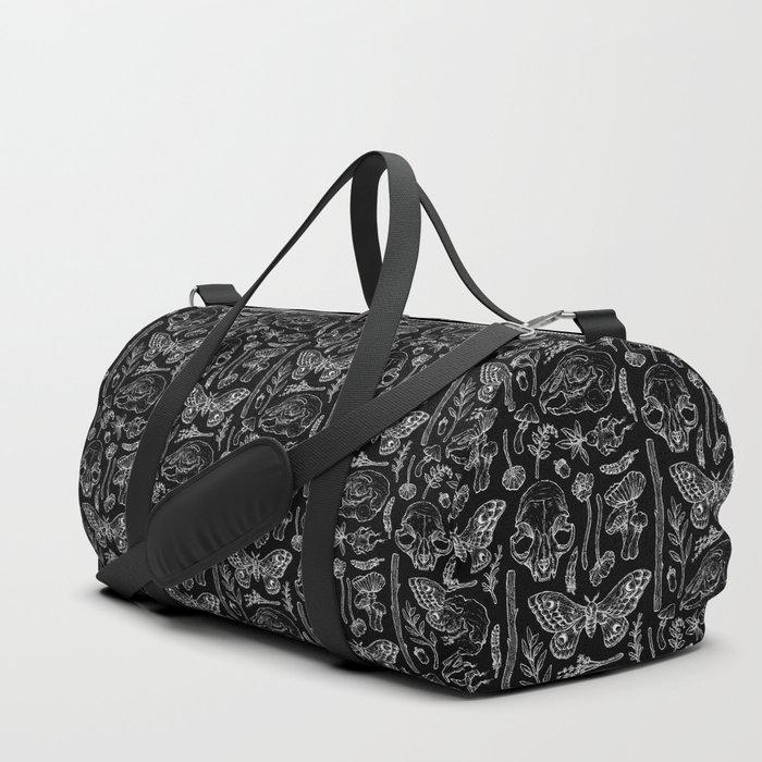 Witchcraft II [B&W] Duffle Bag