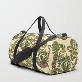 Botanical French Bulldog Duffle Bag