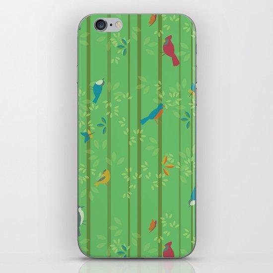 Hello Birdies iPhone & iPod Skin
