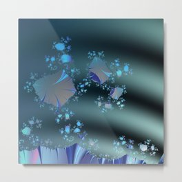 Nightly Miracles Metal Print