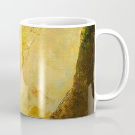 "Odilon Redon ""Jacob Wrestling with the Angel"" Coffee Mug"