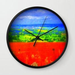 Severn View Wall Clock