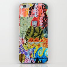 Yayoi Kusama iPhone & iPod Skin