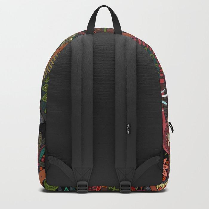 tree of life black Backpack