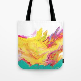 Phoenix Fire Tote Bag
