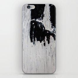 """The landscape of another planet"" iPhone Skin"