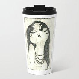 Theda Bara Travel Mug