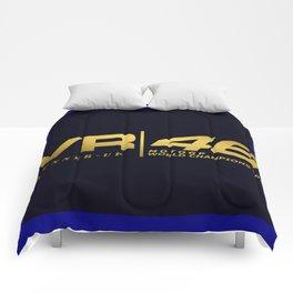 Rossi runner up MotoGp 2016 Comforters
