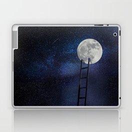 Moon up Laptop & iPad Skin