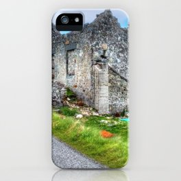 Rodel, Isle of Harris iPhone Case
