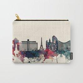 Las Vegas City Skyline Carry-All Pouch