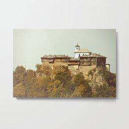 The monastery Metal Print