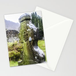 Travel to Ireland: Glendalough's Rest Stationery Cards