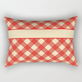 The Old Family Cookbook Rectangular Pillow