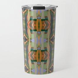 Arabian days (Paint Columns 3) Travel Mug