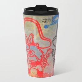 YOSEMITE SAM GRAFFITI Travel Mug