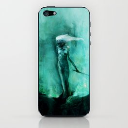 Silent Leaves Six iPhone Skin