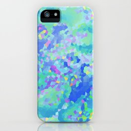 Winter's frost iPhone Case