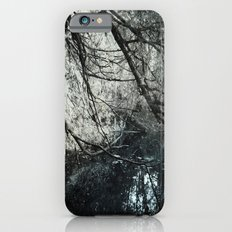 Cold colors and a touch of red iPhone 6s Slim Case