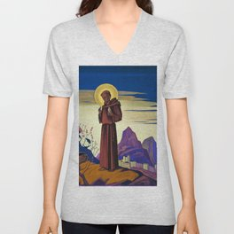 St Francis - Digital Remastered Edition Unisex V-Neck