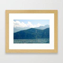 Switzerland Framed Art Print