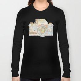 TRAVEL NIK0N Long Sleeve T-shirt