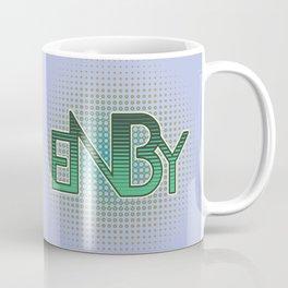 ENBY Green Coffee Mug