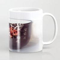 zen Mugs featuring Zen by DS' photoart