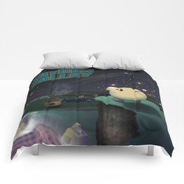 Earthbound - Greetings From Saturn Valley Comforters