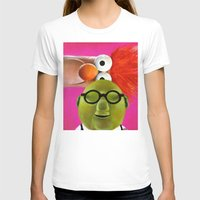 muppets T-shirts featuring The Muppets - Bunsen and Beaker by Kristin Frenzel