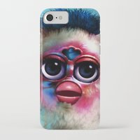 fka twigs iPhone & iPod Cases featuring Furby FKA Twigs - LP1 by Furby Living