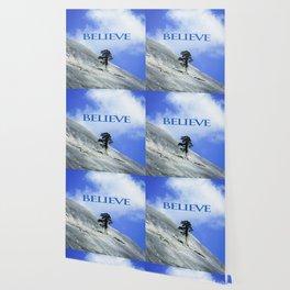 BELIEVE: A Motivational Affirmation Wallpaper