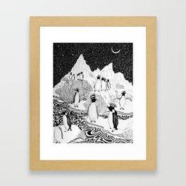 Too Many Kings Framed Art Print