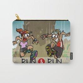 Run & Run Carry-All Pouch