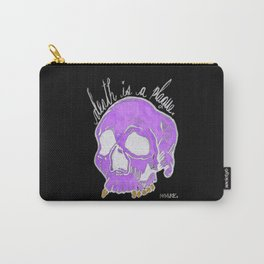 Death is a Plague II. Carry-All Pouch