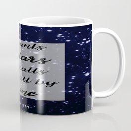 Count Stars Coffee Mug