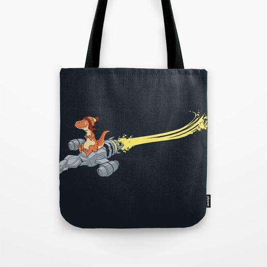 Fireflying Tote Bag
