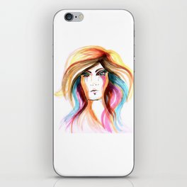 Layla iPhone Skin