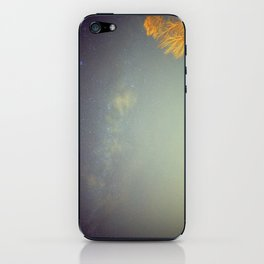 Reaching iPhone Skin