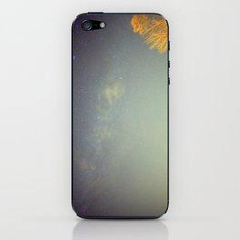 Reaching iPhone Skin