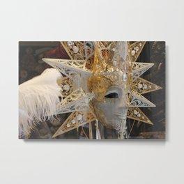 Masquerade ball Metal Print