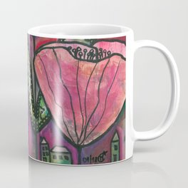 They live under flowers Coffee Mug