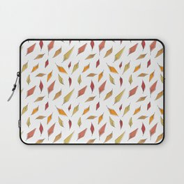 Autumn Leaves Pattern Laptop Sleeve