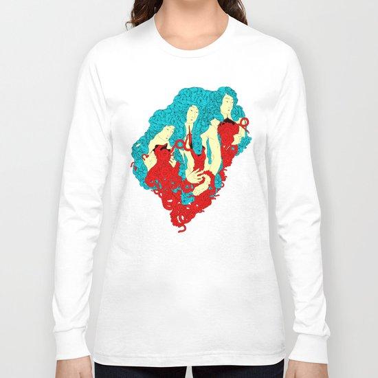 Heian IV Long Sleeve T-shirt