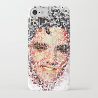 elvis iPhone & iPod Cases featuring Elvis  by Msimioni